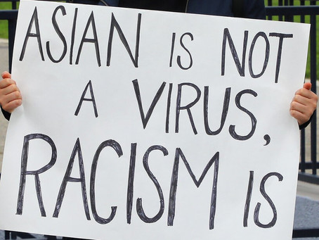 It's time to speak up for our Asian-American neighbors