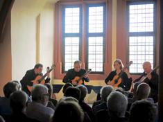 Take 4 guitar quartet - Weilburger Schlo