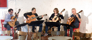 Take 4 guitare quartet - Reimlingen (06-