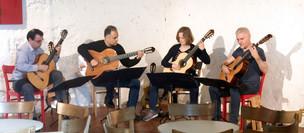 Take 4 guitare quartet - Reimlingen (06-