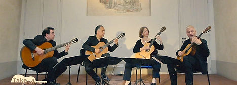 Take 4 guitar quartet