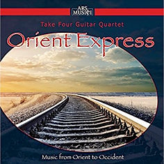 Take 4 guitare quartet Orient express