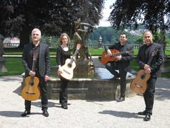 Take 4 guitar quartet