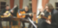 Take 4 guitar quartet - Elwangen (03-2016)