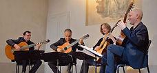 T4 - enregistrement de l'Ouverture de Mozart