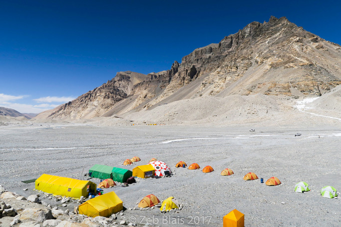 What is the big deal with Everest Base Camp?