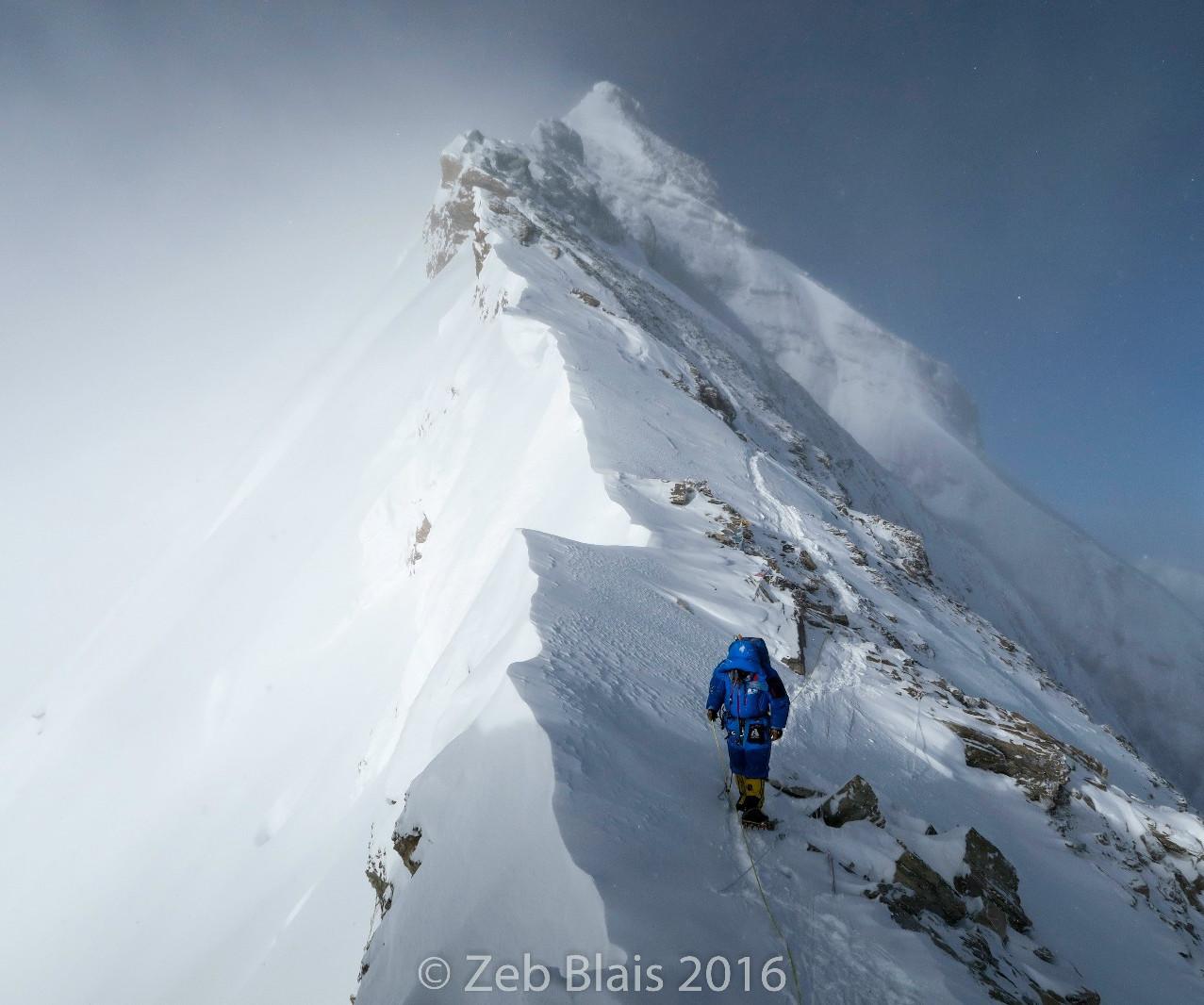 northeast ridge k
