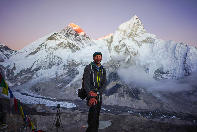 Mount Everest 2017: Introduction