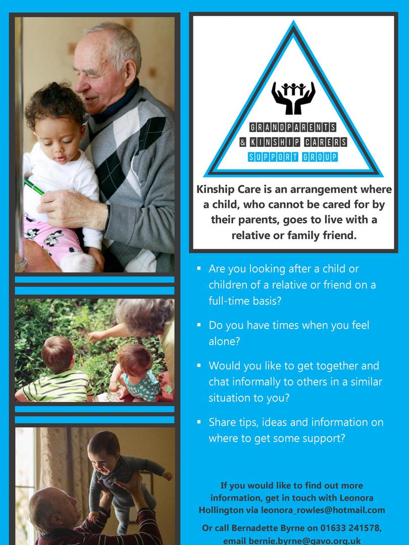 Grandparents & Kinship Carers Support Gr