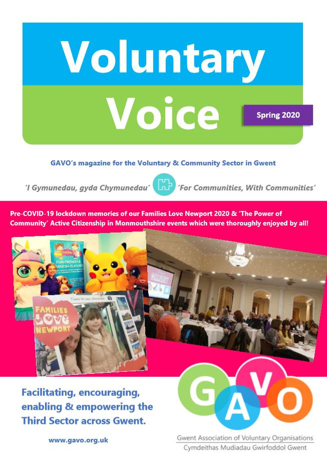 Voluntary Voice Spring 2020