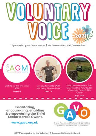 Voluntary Voice Spring 2021