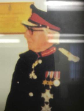 Sir Richard Hanbury-Tenison KCVO