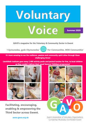 Voluntary Voice Summer 2020 Edition