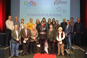 Caerphilly Volunteer Achievement Awards 2018