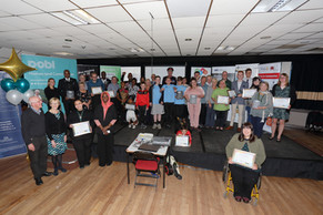 Newport Volunteer Achievement Awards 2018