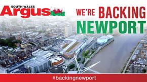 'Backing Newport' Volunteer Awards Recognised