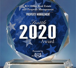 2020 Best in Business award for Property Management!