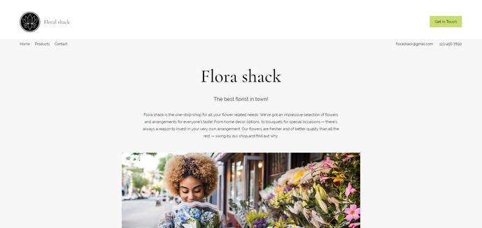 Floral Shack