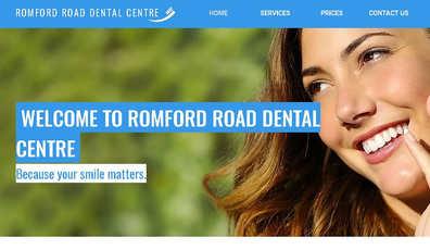 Romford Road Dental Centre E12