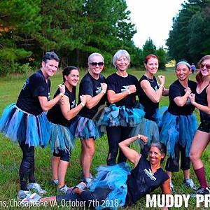 MUDDY PRINCESS RUN- 5K
