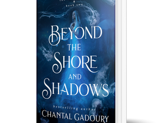 """Six Things to Look Forward to in """"Beyond the Shore & Shadows"""""""