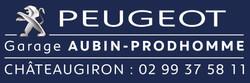 Garage Peugeot Aubin-Prodhomme