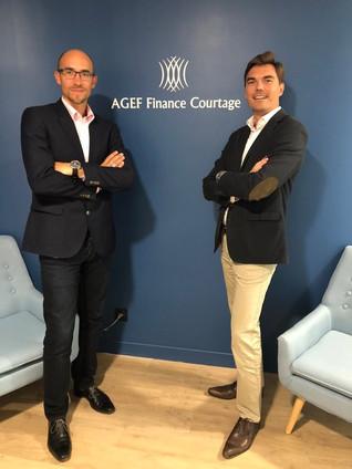 Tour des partenaires : AGEF Finance Courtage