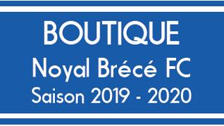 MAJ Boutique 2019-2020