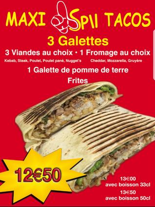 Offre partenaire IIspi Kebab Noyal/Vilaine