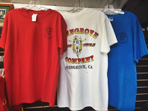 Men's PMC Short Sleeve T-Shirts