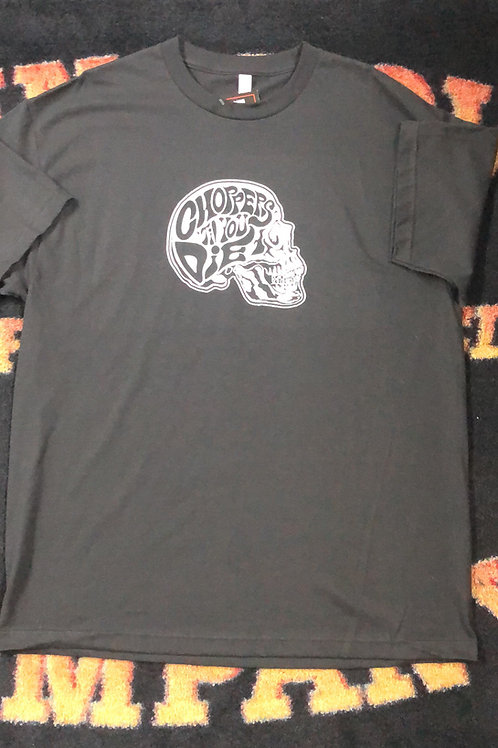 Men's choppers til you die shortsleeved Tee