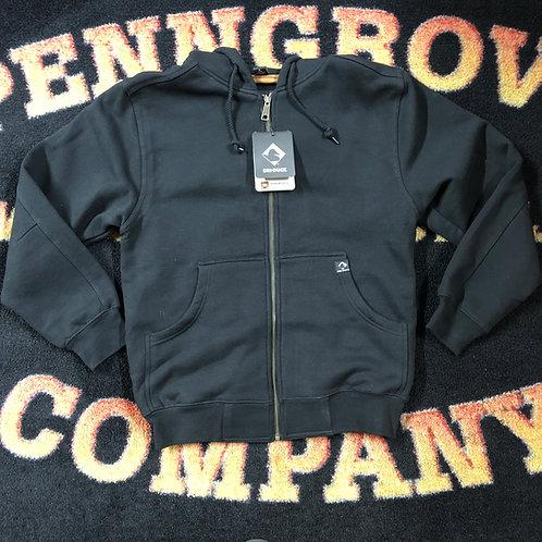 Black Dri Duck hoodie