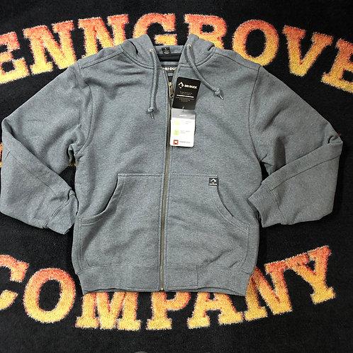 Charcoal Dri Duck hoodie
