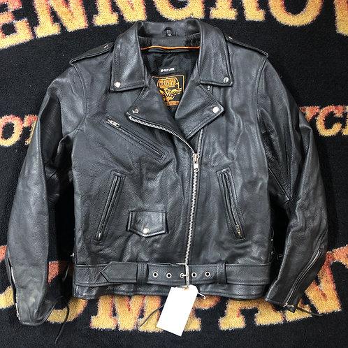 USED XL Milwaukee leather jacket