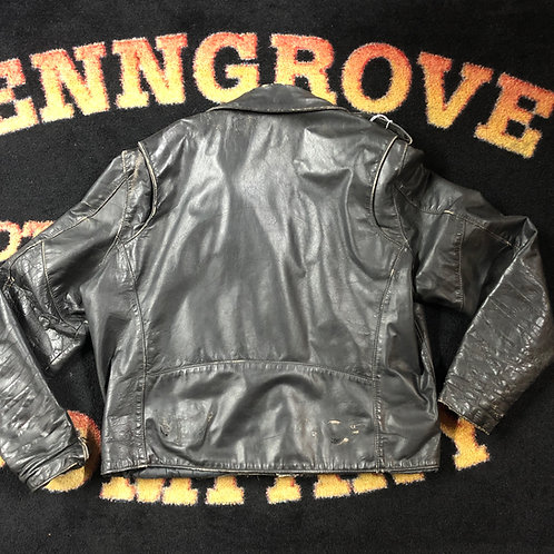 USED Dallas Premium Leather Jacket size 50