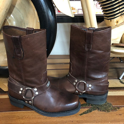 River Road Brown Harness boot men's size 10