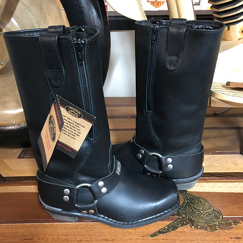 Black River Road Zip harness boots Size 9
