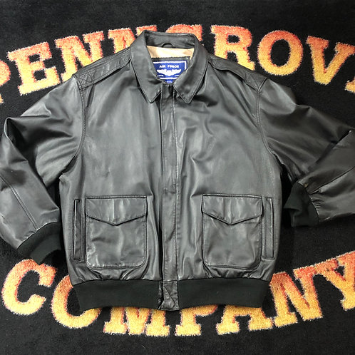 USED Air Force Airborne Leathers size XLT