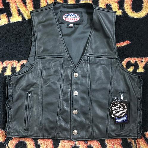 Hot Leathers USA MADE vest XXXL