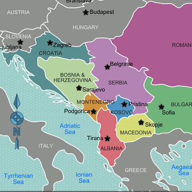 The Balkan Region