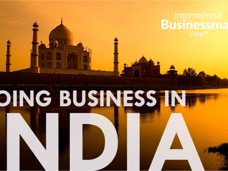 Advantages of Doing Business in India