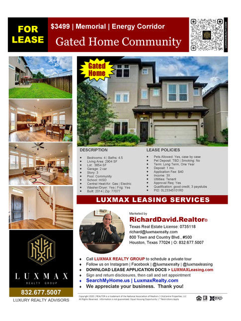 LUXMAX REALTY GROUP