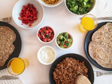 Tips til sunnere taco