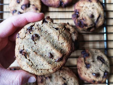 Cookies med hvite bønner