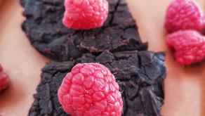 Smakfull og saftig brownie (med bønner)
