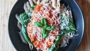 Perfekt tomatsaus