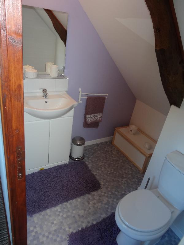 Lavender WC