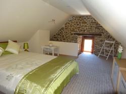 Honeysuckle bedroom.
