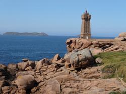 Ploumanac'h Lighthouse.