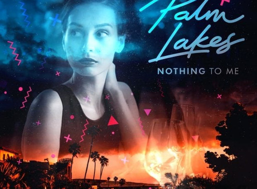 Palm Lakes - Nothing To Me Reviewed by Pastel Wasteland